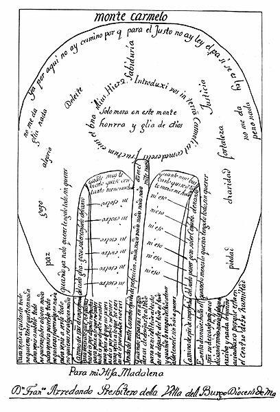 Identidad del Camino de San Juan de la Cruz